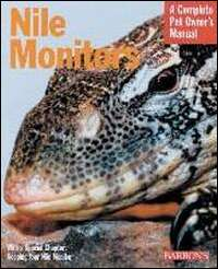 Nile Monitors: Everything about History, Care, Nutrition, Handling, and Behavior